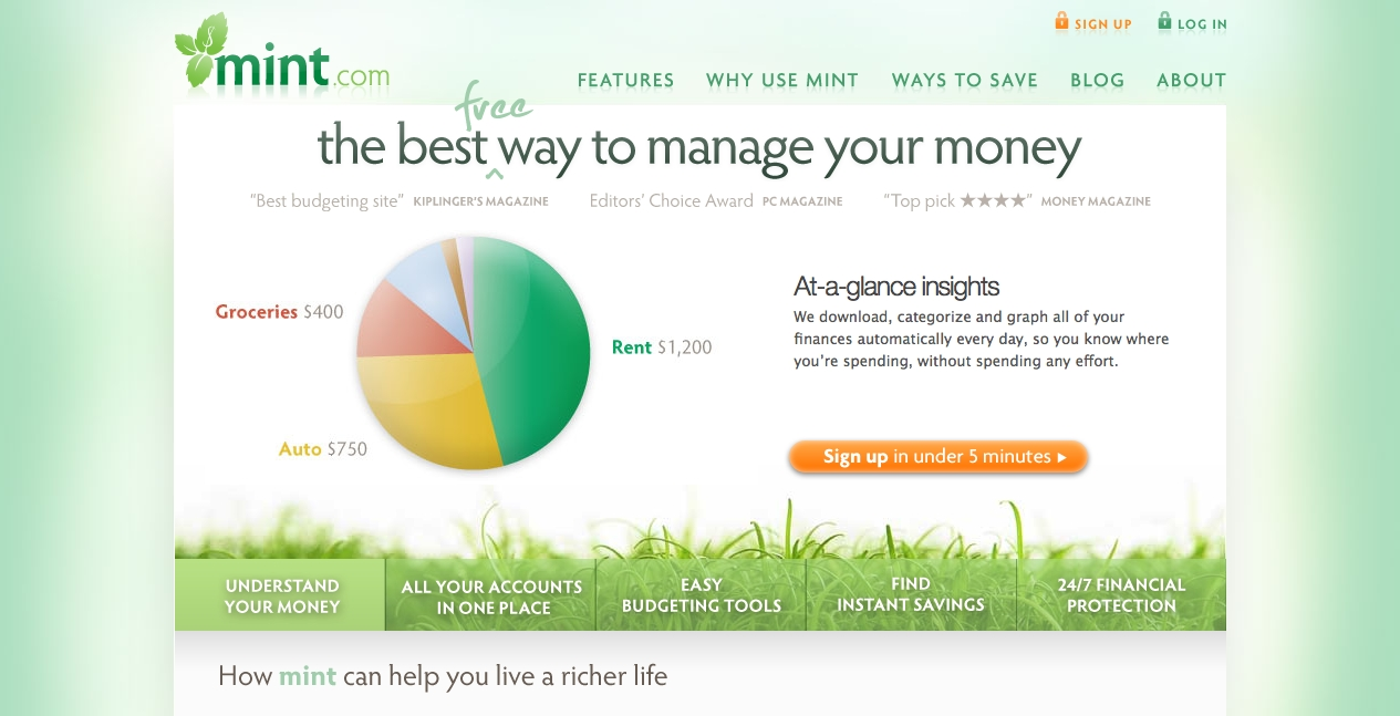 free personal finance software online money management budget